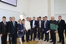 Встреча Уполномоченного при Президенте РФ по защите прав предпринимателей Титова Б.Ю.
